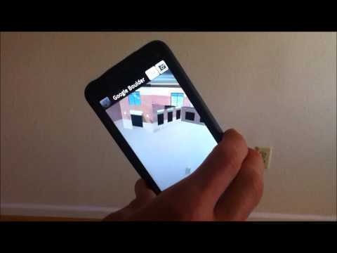 Video of SightSpace 3D