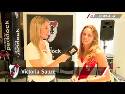 Victoria Sauze: ?Queremos salir campeonas de nuevo?