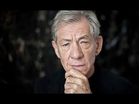 Sir Ian McKellen Life Story Interview - Gay / Coming Out / Sitcom Vicious ITV