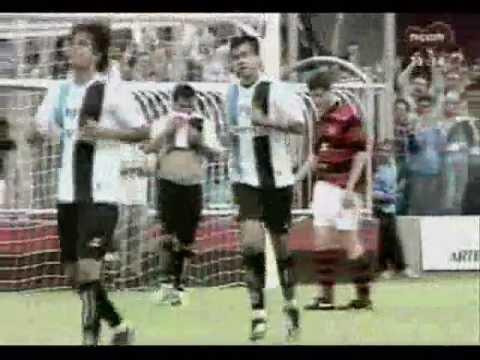 2° Amistoso de Pré-Temporada: Grêmio 2 x 1 Flamengo-São Valentim