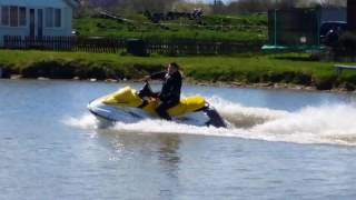 3. For Sale Sea Doo GTi RFi 2005 low hrs