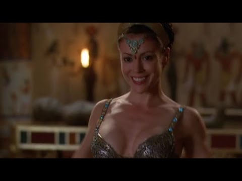 Charmed 5x10 | Pheobe Is Possessed By A Spirit