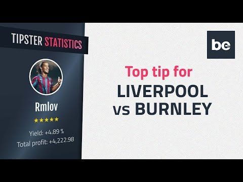 Rmlov's Top Betting Tip For Liverpool Vs Burnley