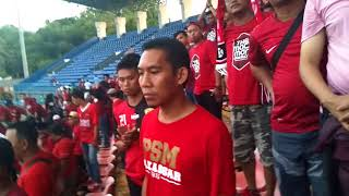 Video Ricuh suporter PSM (PSM vs Borneo) MP3, 3GP, MP4, WEBM, AVI, FLV Oktober 2017