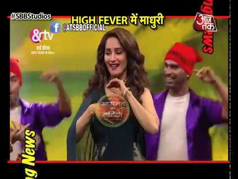 Madhuri Dixit in High Dance Fever