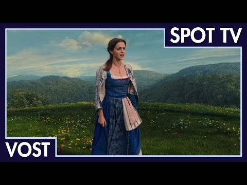 La Belle et la Bête (2017) - Spot TV : Bonjour (VOST)