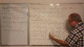 Algebra Intermedia - Lección 11 - B (binomio Que Es La Suma O La Resta De Dos Cubos Perfectos)