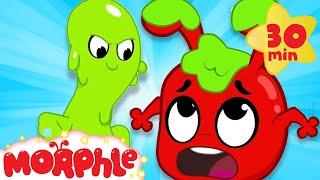 Video Oh No Moprhle's Slimed - My Magic Pet Morphle   Cartoons For Kids   Morphle TV MP3, 3GP, MP4, WEBM, AVI, FLV Juli 2019