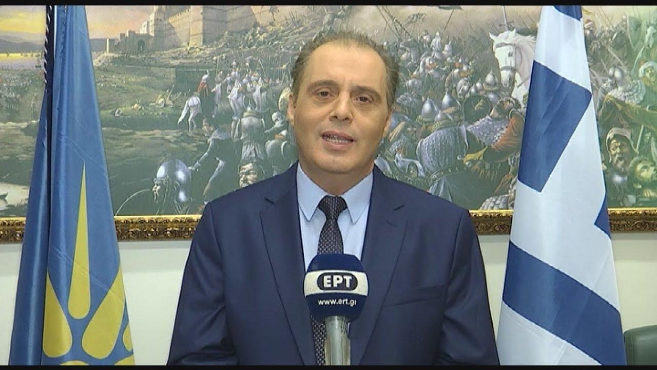 Κυρ. Βελόπουλος : Δεν συναινούμε στην πρόταση της ΝΔ για την υποψηφιότητα της Αικ. Σακελλαροπούλου