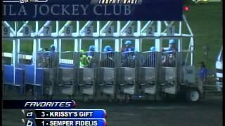 RACE 5 KRISSY'S GIFT 08/22/2014