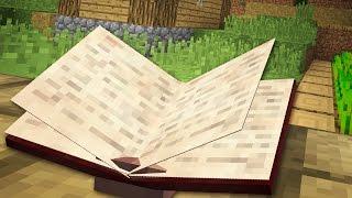 Minecraft MOVIE: The Forgotten Book
