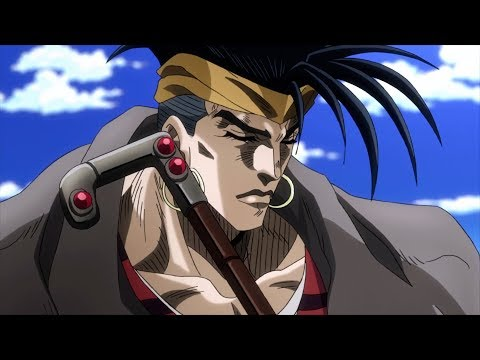 ジョジョ: N'Doul Vs. Joestar Group (2) 『 HD』