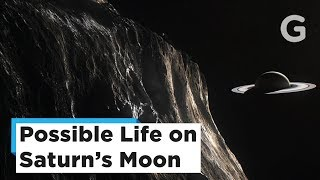 Enceladus, one of Saturn's moons, might have the perfect conditions to harbor life according to data gathered by NASA's Cassini probe.More here: http://gizmodo.com/saturns-moon-enceladus-has-the-basic-ingredients-for-li-1794296870Subscribe to Gizmodo: https://goo.gl/YTRLAE Visit us at: http://www.gizmodo.com/Like us at: https://www.facebook.com/gizmodoFollow us at: https://twitter.com/gizmodoView us: https://www.instagram.com/gizmodo/ Watch more from Fusion friends:Fusion: http://fus.in/subscribeF-Comedy: https://goo.gl/Q27Mf7Fusion TV: https://goo.gl/1IbZ1BKotaku: https://goo.gl/OcnXv7Deadspin:  https://goo.gl/An7N8gJezebel:  https://goo.gl/XNsnCJLifehacker:  https://goo.gl/3rNmzwIo9:  https://goo.gl/ismnzPJalopnik:  https://goo.gl/u7sDEkSploid:  https://goo.gl/4yq2UYThe Root: https://goo.gl/QMOjBE