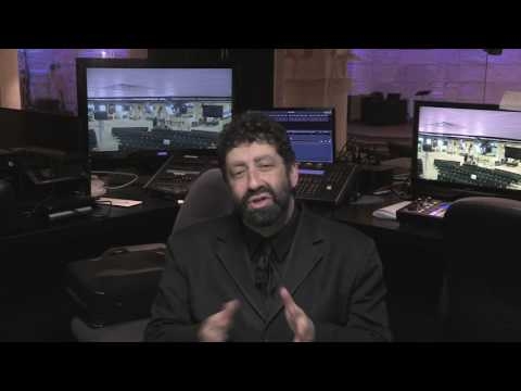 Jonathan Cahn Addresses 'Book of Mysteries', Kabbalah & Issues