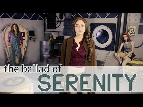 The Ballad of Serenity  Cover