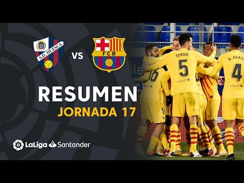 SD Sociedad Deportiva Huesca 0-1 FC Barcelona