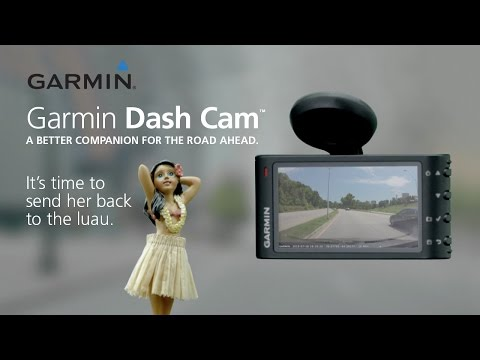 VIDEO: Garmin Dash Cam 30 and 35
