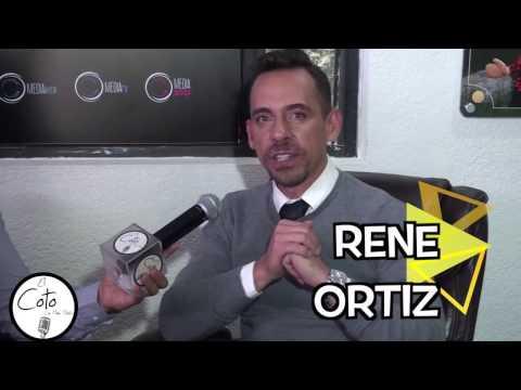 Rene Ortiz en EL COTO con Momo Montes