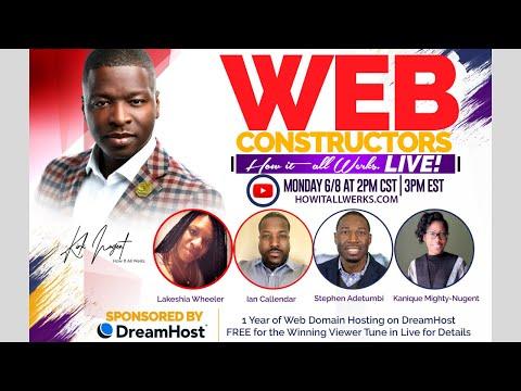 WEB DESIGN/DEVELOPMENT from the Professionals | Web Constructors