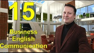 Business English Communication - Learn Business English With Steve Ford 15