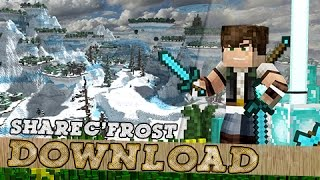 Sharec'Frost - Minecraft Custom Map, Happy Holiday Special !