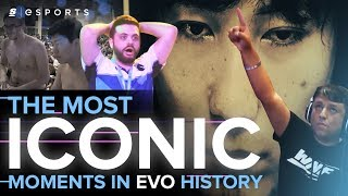 The Most ICONIC Moments in EVO History [FGC]