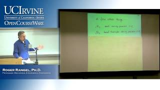 Engineering MAE 91. Intro to Thermodynamics. Lecture 06.