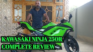 6. KAWASAKI NINJA 250R 2013 | SPECS AND PRICE | BIKE MATE PK