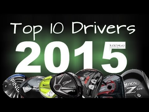 Top 10 Drivers 2015