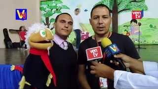 Municipios escolares, realizaron Encuentro de Teatro y Títeres en la capital del estado