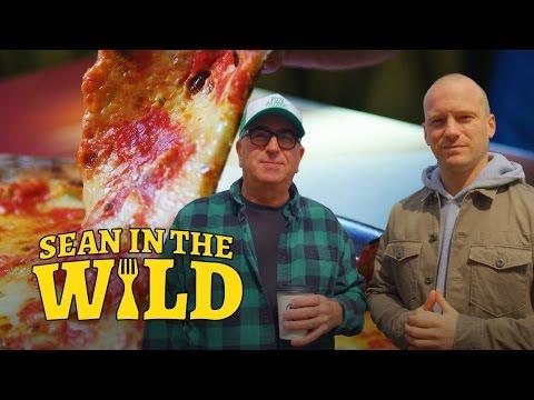 Sean Evans Takes a Brooklyn Pizza Tour with Paulie Gee | Sean in the Wild
