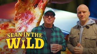 Video Sean Evans Takes a Brooklyn Pizza Tour with Paulie Gee | Sean in the Wild MP3, 3GP, MP4, WEBM, AVI, FLV Oktober 2018
