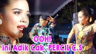 Video OOO! Ini Adik Cak Percil MP3, 3GP, MP4, WEBM, AVI, FLV Oktober 2018