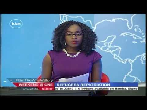Refugee repatriation from Kakuma refugee camp set to begin on 1st July