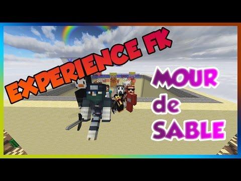 EXPERIENCE FK #3 LE MOUR DE SABLE ! + Timelaps (видео)