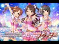 [The idolm@ster cinderella girls starlight stage] - ラブレターMV Love letter (720p, 60fps with FXAA)