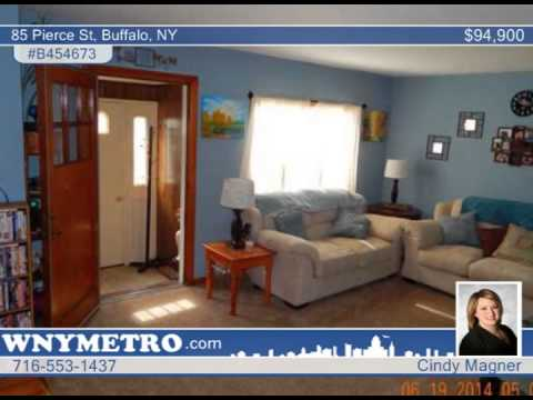 85 Pierce St  Buffalo, NY Homes for Sale | wnymetro.com