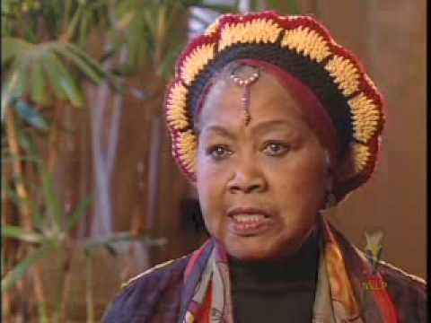 Odetta Speaks About Her Life As An Activist