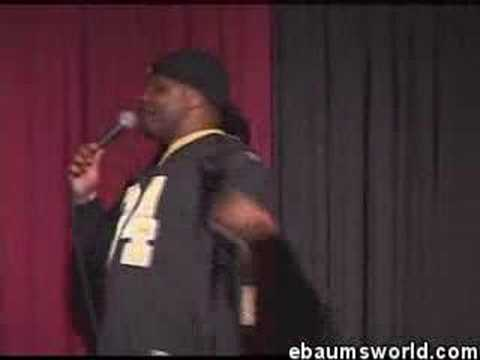 Aries Spears Stand-Up Comedy