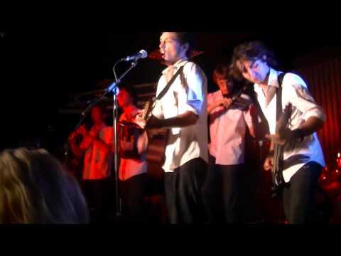 Black Thursday Orchestra - Drunken Sailor + Ernest le clochard céleste
