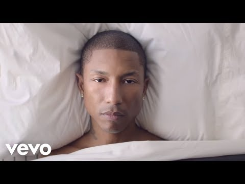Watch Pharrell Williams' video for 'Marilyn Monroe'