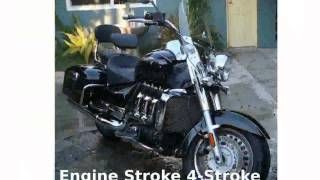 6. 2008 Triumph Rocket III Classic - Features, Info