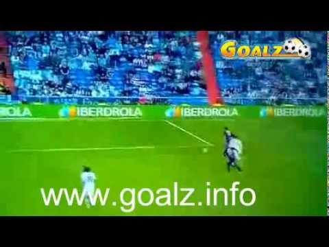 Oscar Goal Real (Madrid 01 Valladolid) 04.05.2013
