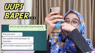 Video PADAHAL MAU PRANK TEXT EH JADI KETAHUAN MASIH SAYANG... MP3, 3GP, MP4, WEBM, AVI, FLV September 2018