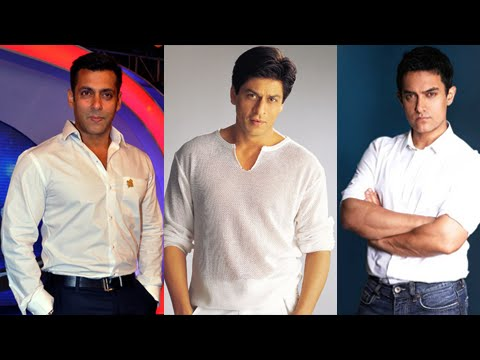 Salman, Shahrukh And Aamir Khan Together In A Film