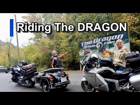 Tail of the Dragon - Is it overrated!? #motorcycletravel  (S2 EP34)
