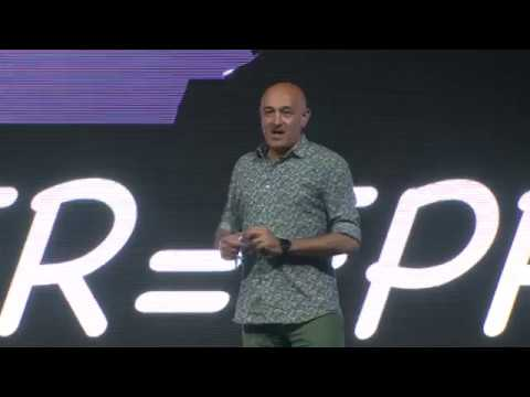 bluedot 2018 | Jim Al-Khalili: Entanglement and Wormholes