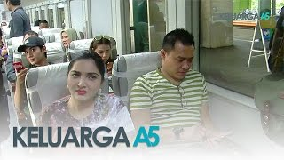 Video Keluarga A5: Train to Jember - Episode 32 MP3, 3GP, MP4, WEBM, AVI, FLV November 2018