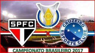 Assista os Melhores momentos e gols do jogo São Paulo 3 x 2 Cruzeiro (13/08/2017) Campeonato Brasileiro 2017 - 20° Rodada...