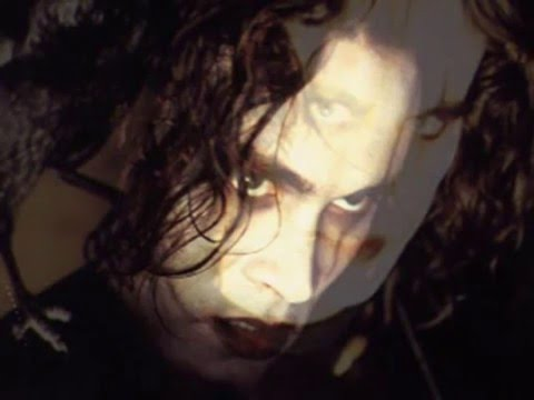 The CROW - THE CURE - BURN / Brandon Lee  - THE CROW